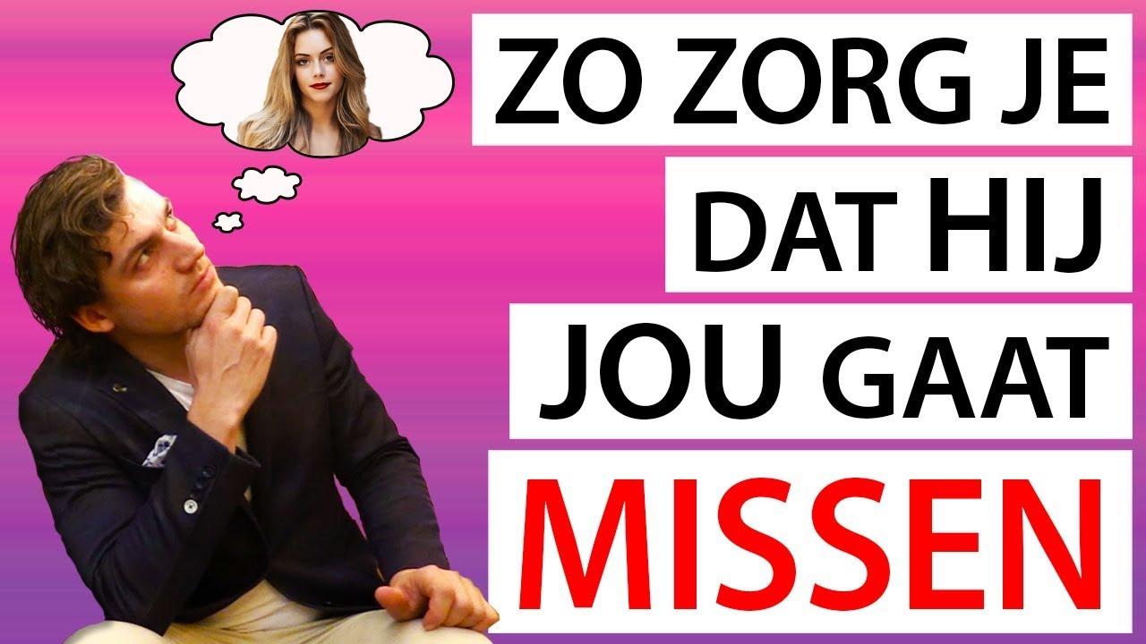 angst voor het missen van dating Wat gebeurt er met een speed dating evenement