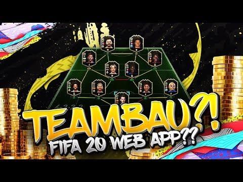 FIFA 20: WANN TEAM BAUEN?! + WEBAPP TRANSFERMARKT FREISCHALTEN ✅ | FIFA 20 TRADING TIPPS
