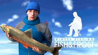 Fish&Frost Android - Ice Fshing Games  - Gameplay  ᴴᴰ