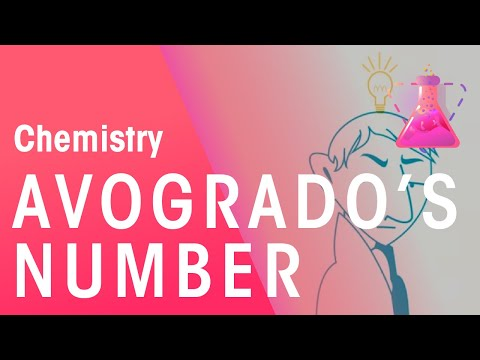 What Is Avogadro's Number - The Mole   Chemical Calculations   Chemistry   FuseSchool