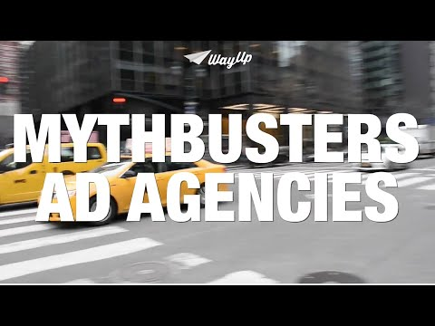 MYTHBUSTERS: What is it like to work at an Ad Agency?