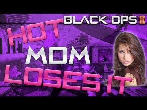Hot Mom Loses it on Xbox Live!! Best MILF Rage Ever!! *ORIGINAL*
