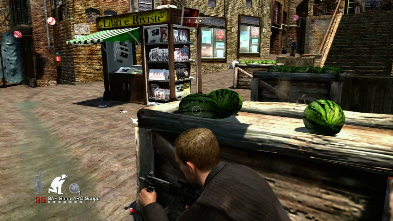 007 Quantum Of Solace Ps3 Level 02 Siena Blind 007