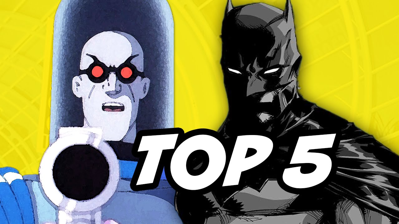 Gotham Season 2 Episode 11 Mid Finale TOP 5 and Batman Easter Eggs