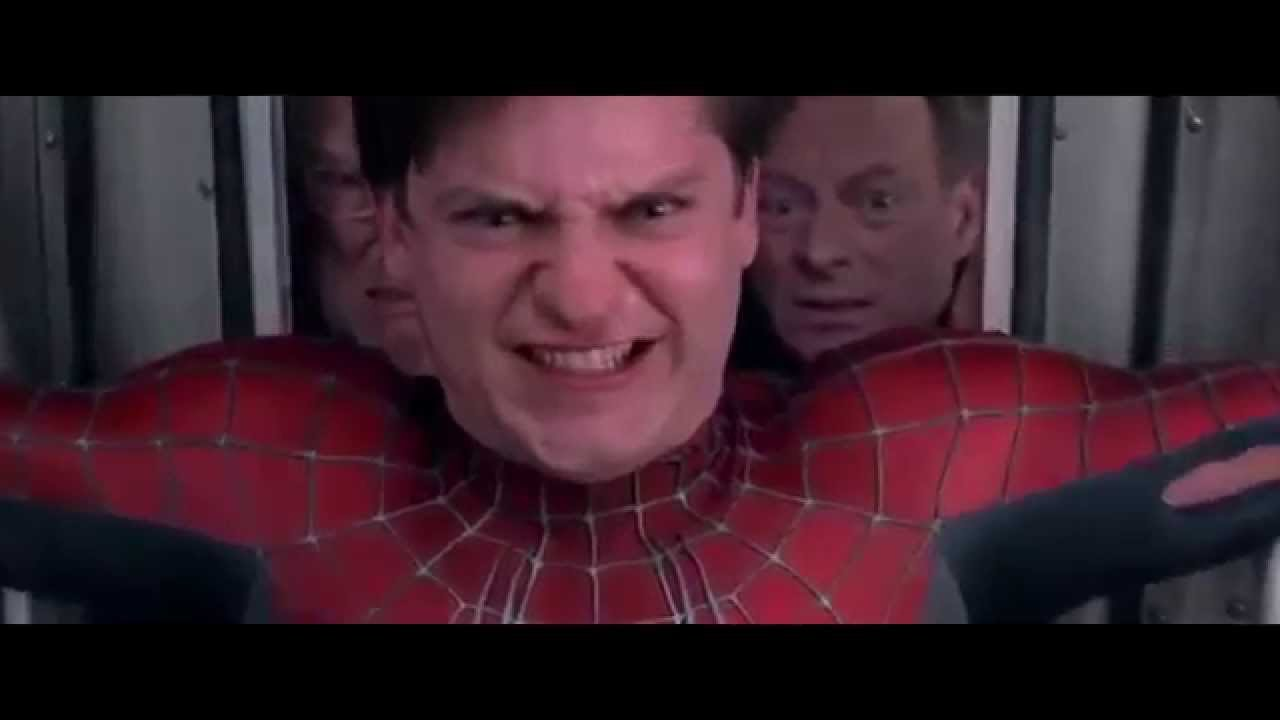 EXTREME TOBEY MAGUIRE ...