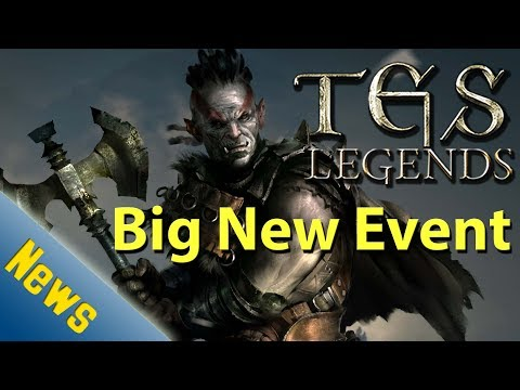 TES Legends News: NEW Event! Grand Melee Gauntlet Rumble