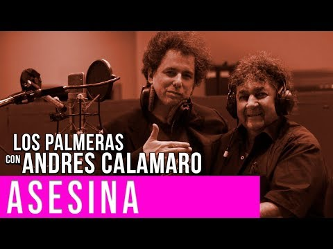 Los Palmeras Ft. Andrés Calamaro - Asesina   Video Oficial Cumbia Tube