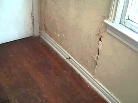 atlanta home inspector finds Major water damage