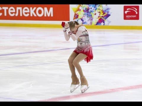 Софья Муравьёва (Sofia Muravieva), ПП, Открытое Первенство Москвы 2019