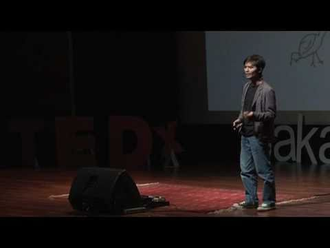 TEDxJakarta - Irfan Amalee - Incorporating Children In The Peace Solution
