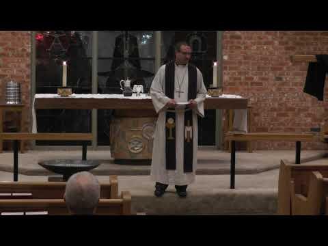 February 14th Sermon
