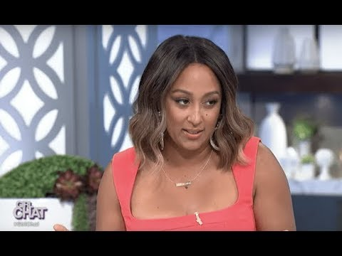 Tamera Mowry Gets An ATTITUDE With Jeannie Mai On The Real Today