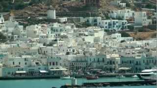 Mykonos Greece,  port of call Norwegian spirit