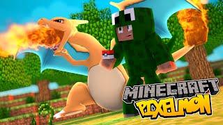 Minecraft Pixelmon : OUR BRAND NEW POKEMON ADVENTURE #1