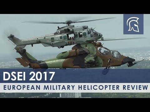 European Military Helicopter Review