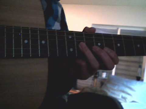 how to play fire shot on guitar/with tab
