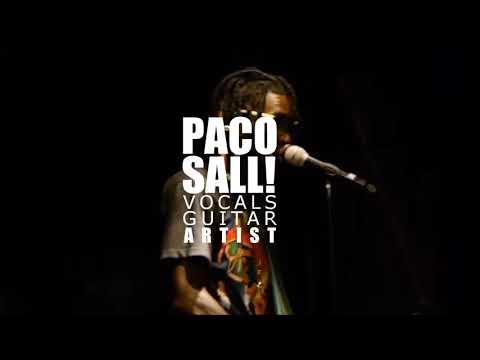 Paco Sall - Revolution song -live at palais des arts