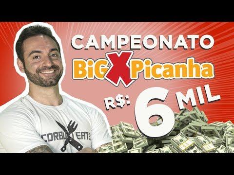Desafio #44 - Campeonato BigXPicanha Macapá (Valendo R$6000)
