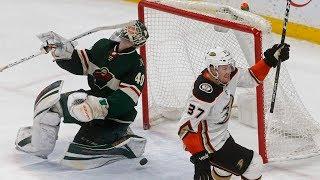 Nick Ritchie ends insane 11-round shootout between Ducks & Wild