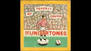 """The Undertones - Hard Luck (Again) - B Side of My Perfect Cousin 7"""" vinyl single"""