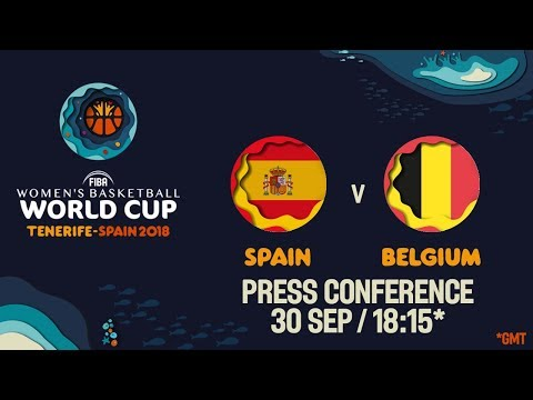 Press Conference Part 2 - Spain v Belgium - 3rd Place