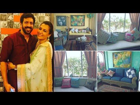 Celebrity Homes: Bollywood Director Kabir Khan & TV Host Mini Mathur Home