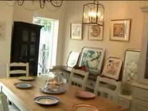 Nhà đẹp - phong cách của bạn: Đồ nội thất mang phong cách cổ điển Châu Âu