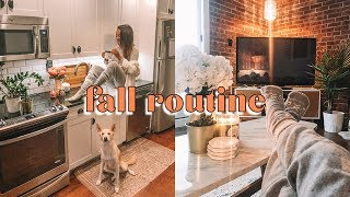 FALL Cozy Evening Routine | Antonnette