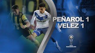 Peñarol vs. Vélez [1-1] | RESUMEN | Segunda Fase | CONMEBOL Sudamericana