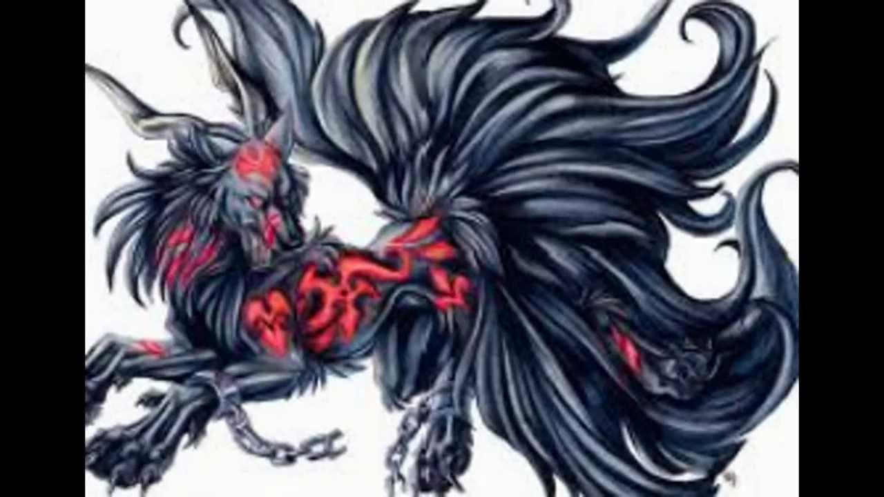 Dark Anime Wolf Tribute - YouTube - photo#40