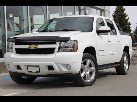 2014 chevrolet avalanche for sale mercedes benz kamloops youtube. Black Bedroom Furniture Sets. Home Design Ideas
