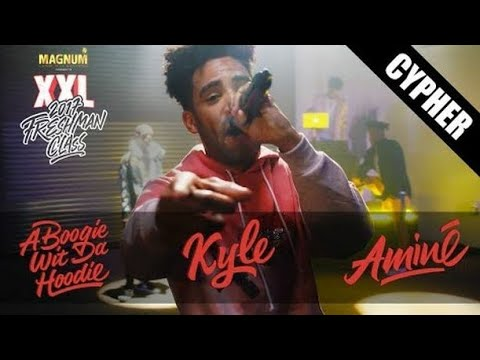 Amine Kyle And A Boogie Wit Da Hoodie Xxl  Cypher Review