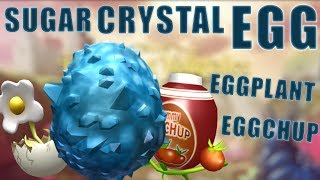 Jak zdobyć EGGCHUP, EGGPLANT i SUGAR CRYSTAL EGG w EGG HUNT 2018 na ROBLOX?