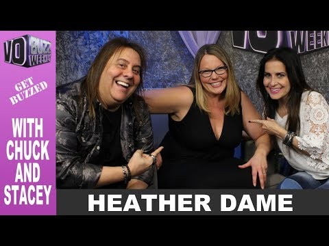 Heather Dame PT2 - Atlas Talent Voice Over Agency - Why You Need a Major VO Agent