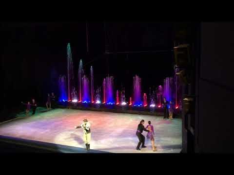 RollerDream \u0026 Балет на льду Марии Кулешовой в шоу программе \