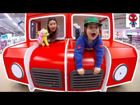 Thumbnail: Wheels on the bus go round and round Nursery rhymes Songs for Kids Toddlers Babies Колеса у автобуса