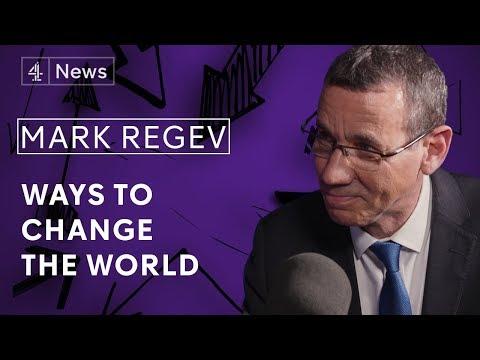 Mark Regev's Ways to Change the World