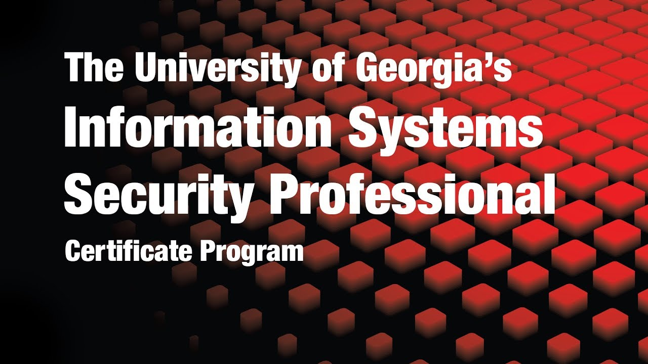 Information systems security professional certificate program information systems security professional certificate program 1betcityfo Choice Image