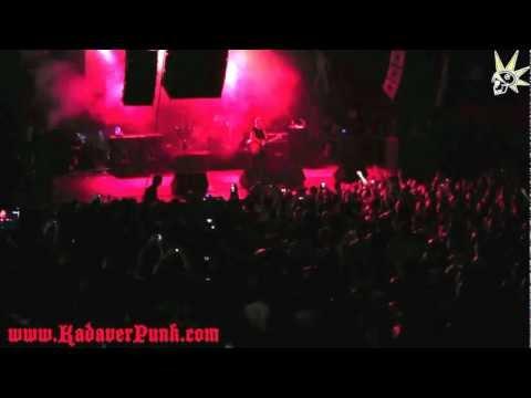 Rise Against @ Costa Rica - Peppers Club / Full Show HD / Nov - 11 8:43 32´pm 2012