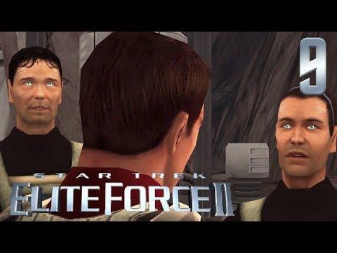 Der neblige Planet des Spinnenvolkes! | Star Trek Elite Force 2