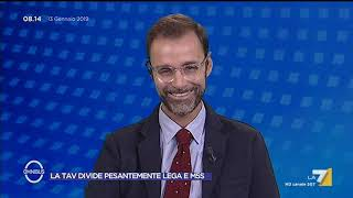 Omnibus - Puntata 13/01/2019