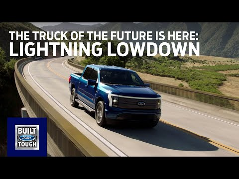 F-150 Lightning Lowdown: The Truck of the Future Is Here | Ford