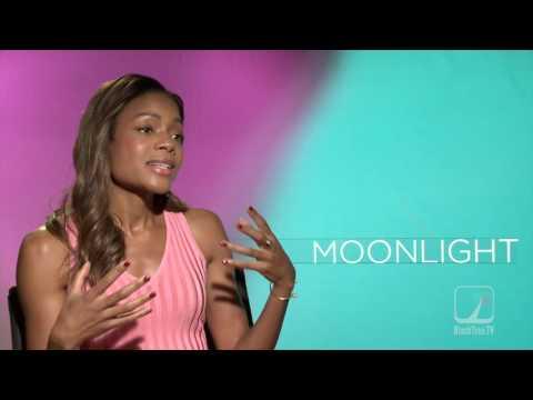 Naomie Harris Interview Moonlight