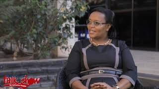 Mahojiano na Mh Cecy Pareso katika women in Leadership Talk Show na Catherine Magige.