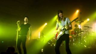Wake Up Call - Maroon 5  //  [LIVE] Tonhalle-Munich - Germany - 06.12.2011