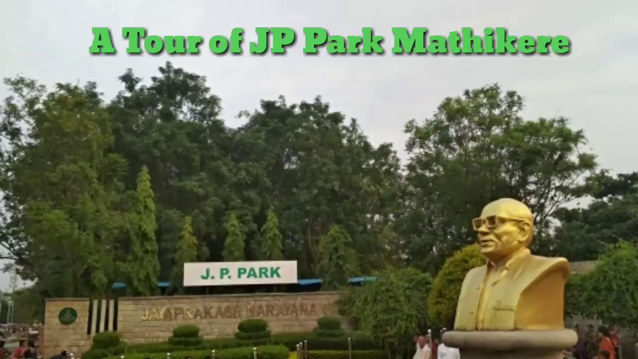 JP Park Mathikere Bengaluru