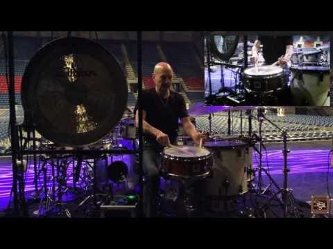 Steve Smith 40th Anniversary Sonor Snare Drum (demo and performance)