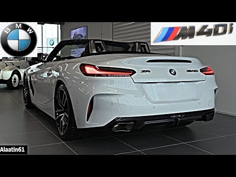 bmw-z4-roadster-2019/2020-|-m40i-new-full-review-interior-exterior