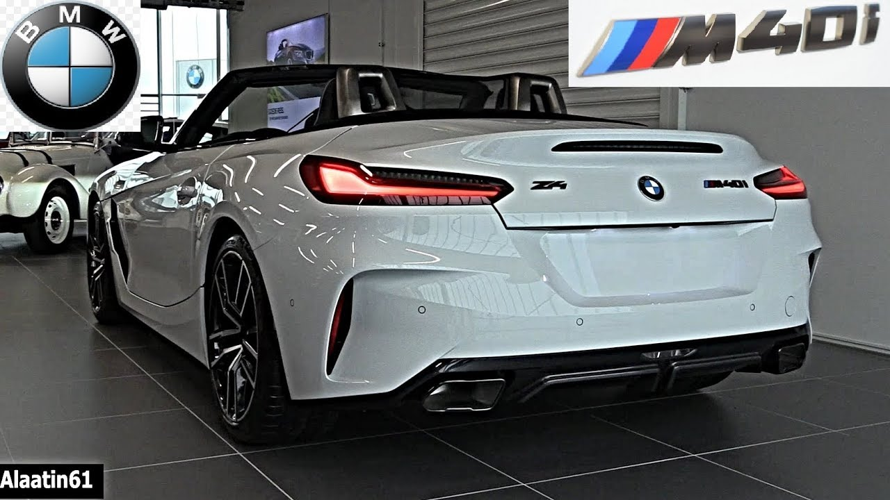 Bmw Z4 Roadster 2019 2020 M40i New Full Review Interior