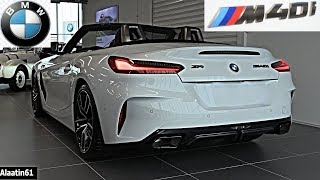 BMW Z4 Roadster 2019/2020 | M40i NEW FULL REVIEW Interior Exterior